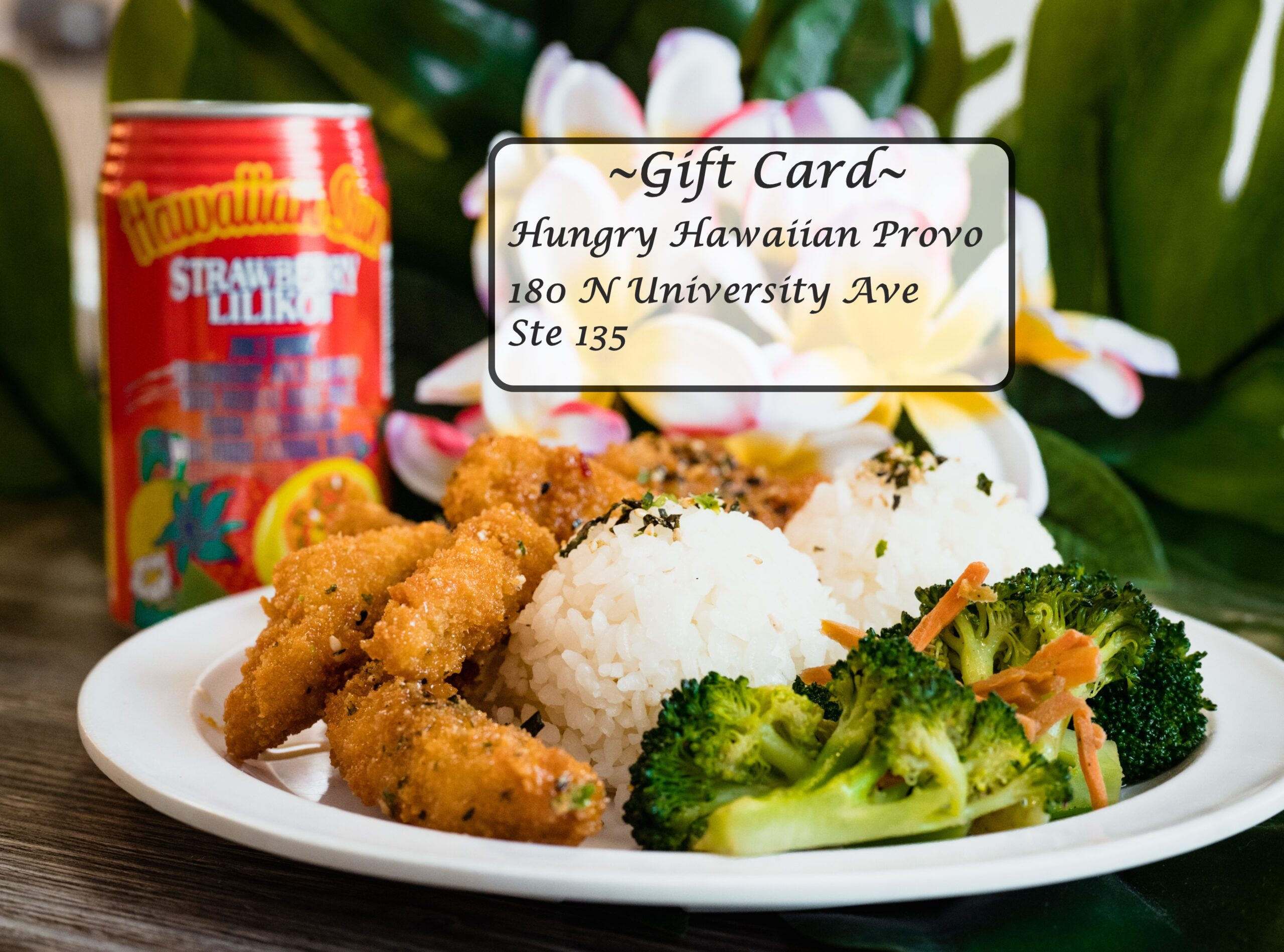 Provo Gift Card